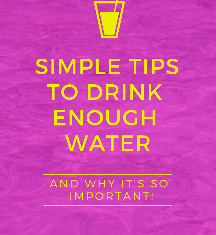 "Read on for the awesome health benefits of water and how to make sure you drink enough water! If you find yourself going all day without a sip of water and wonder, ""How the hell did that even happen?"" or you're convinced you don't really need it, then this post is for you! #hydrate #drinkwater"