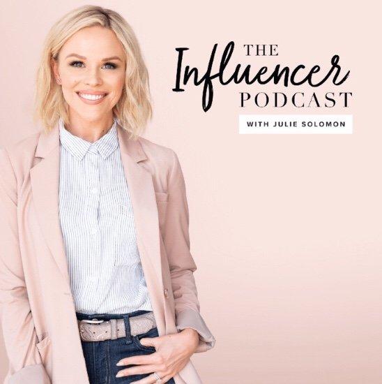 The influencer podcast