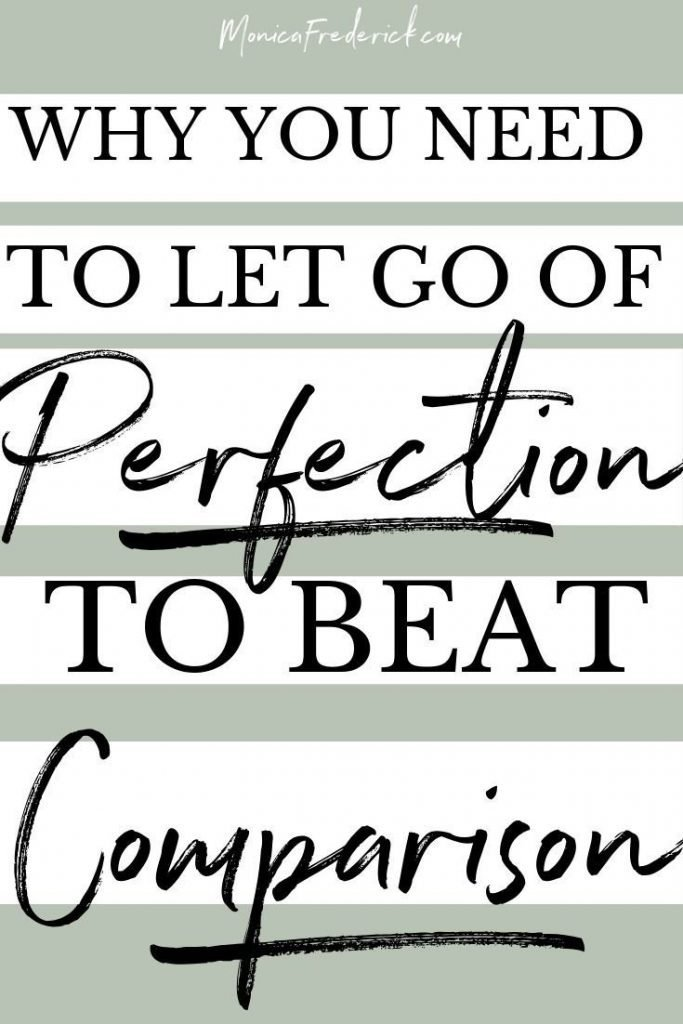 This episode of Imperfection is all about how to let go of perfectionism, get over the comparison mindset and the comparison trap, becoming authentic, finding courage to do something new and so much more. Click through to listen to the episode or read it on the blog. #Inspirationalpodcast #podcastforwomen #Comparisonisthetheifofjoy #comparisonquotes