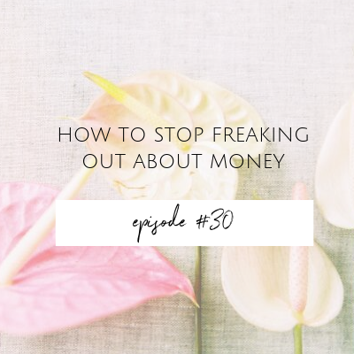 How to Stop Freaking Out About Money (and Tips to Improve your Money Mindset