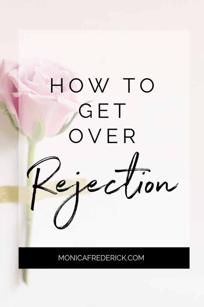 Do you remember the last time you felt the sting of rejection? Yeah, not fun, right? I've been there too! In today's episode of Imperfection with Intention I'm talking all what to do after you get rejected. In this episode I'm breaking down three things I do to this day to get over rejection. #fearoffailure | fear of rejection | mindset | personal development