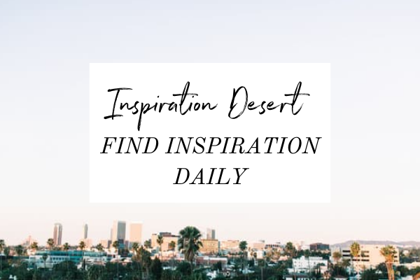 Has looking for inspiration or motivation ever felt like wandering the desert looking for water? Yup, it happens to all of us at one point or another. But I don't think it has to be like that.  In this episode you'll hear: -How to find inspiration daily. -What the inspiration desert is, and how to thrive in it instead of desperately trying to find motivation. -The one person you should ask for advice from FIRST before you turn anywhere else. -The three questions that will layout your step by step plan for your goals. Click through to read the blog or listen to the Monica Chats podcast episode. #inspirational #motivational #goalsetting #planning