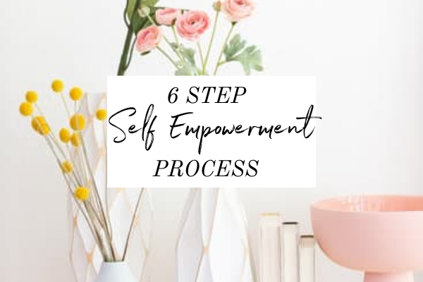 If you cringe at the idea of setting big goals, or you feel like the life you day dream about feels impossibly far away, then it's time to build some self empowerment. Click though to check out the Monica Chats podcast episode all about the 6 step process to Self Empowerment. | Empowerment words | Empowerment activities | quotes about empowerment | empowered women | self coaching | mindset tips | empowered beliefs