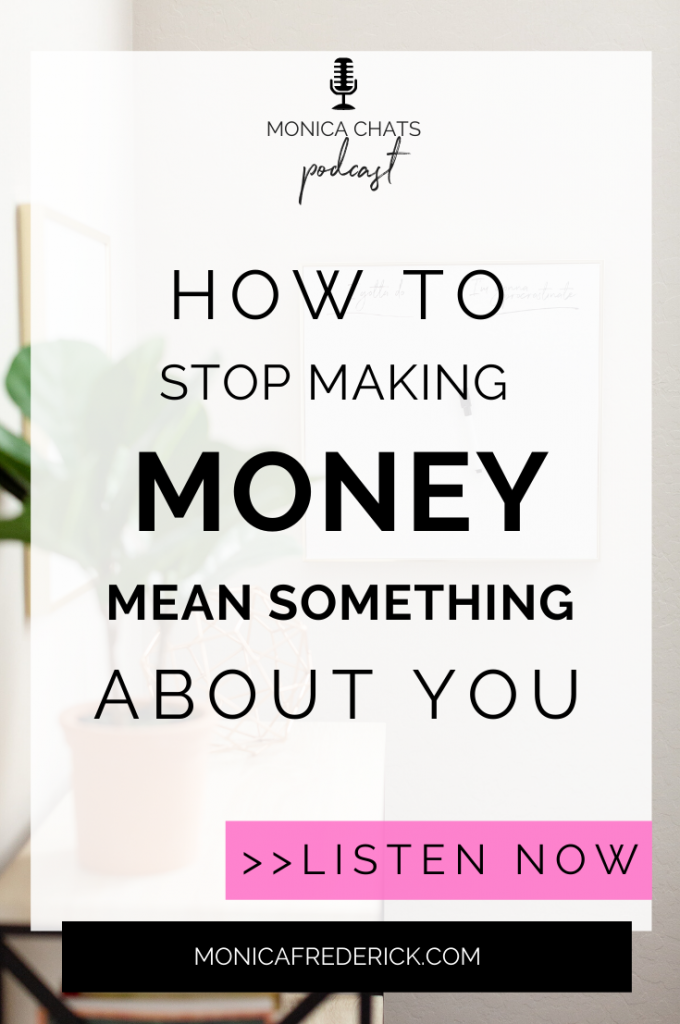 If you have a bad relationship with money or a scarcity mindset, then it's probably because your self-worth is tied to the number in your bank account. Click through to check out how to build your self-value, self esteem and respect for yourself from WITHIN. | money mindset | self empowerment | finances | belief in yourself |