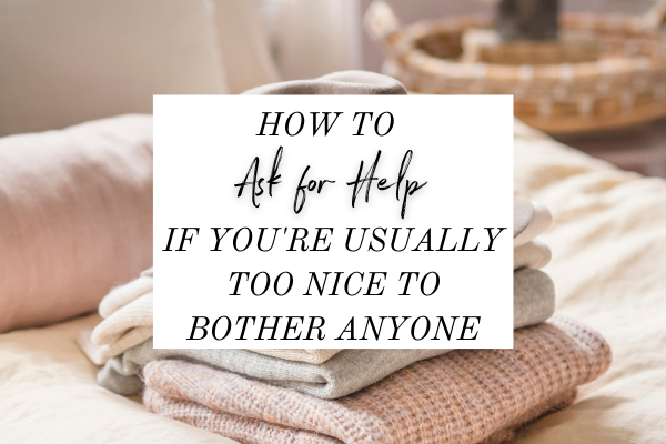 In this episode, I'll discuss the two reasons that learning how to ask for help has been challenging and what action steps you can take to overcome them.